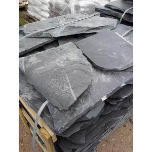 """,,Extra Black"""" akmens plokštė 2-3 cm storio, kg"""